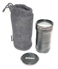 Nikon Tele Converter TC-E15ED 1.5x w/ Nikon UR-E8