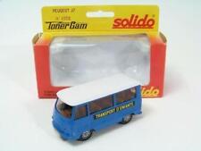 Solido Peugeot Diecast Cars, Trucks & Vans