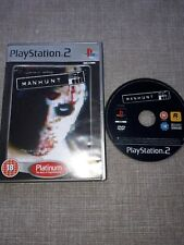 MANHUNT PS2 PREOWNED