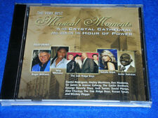 CD Very Best Best Musical Moments from the Crystal Cathedral ROGER WILLIAMS nita