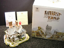 Lilliput Lane Double Cottage Blaise Hamlet 1991 NIB Deeds #354 Version Number 1