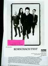 rorschach test limited edition press kit