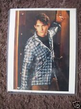 Nicolas Brendan (Xander from Buffy) Signed Photo
