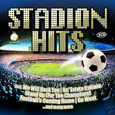 CD stadionhits de Various Artistas 2cds