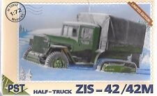 PST ZIS-42 /42M Half-Truck in 1/72 032