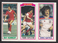 Topps - Footballers (Blue Back) 1981 - # 41 51 144 Liverpool Arsenal Ipswich