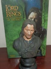 Lord of the Rings Aragorn figure BOXED SIDESHOW WETA