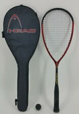Head 160 Slimbody 160 Squash Racquet Racket with Case and Ball