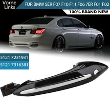 For BMW F10 F06 F12 F13 F07 GT F01 F02 Front Left Access Door Handle 51217231931