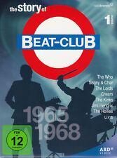 THE STORY OF BEAT-CLUB  Volume 1  1965 - 1968  8 DVDs, wie neu