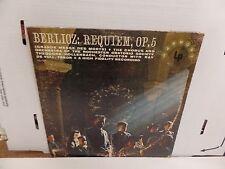 Berlioz: Requiem OP.5 Rochester Oratorio Columbia 33rpm 083016DBE