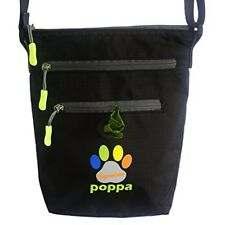 Signature Pet Care Poppa Dog Poo Bag Holder Shoulder Bag