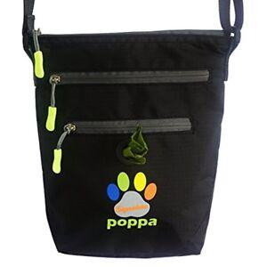 Signature Pet Care Poppa Dog Poo Bag Holder Shoulder Bag