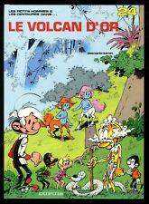 PETITS HOMMES   T.24    LE VOLCAN D'OR    SERON      DUPUIS  EO