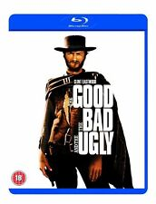 Blu Ray THE GOOD THE BAD AND THE UGLY. Clint Eastwood. New sealed.