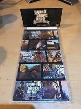 Grand Theft Auto GTA San Andreas Gift Wrap New Rare
