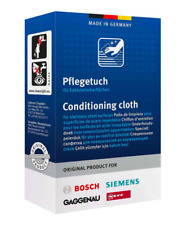 Bosch/Siemens 311134 Conditioning Cloth for Stainless Steel Set of 5 cleaning