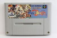 Muscle Bomber SFC Nintendo Super Famicom SNES Japan Import US Seller I6223