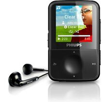 Philips GoGear ViBE MP3 Video player SA2VBE04KW/17 4GB