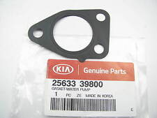New OEM Engine Water Pump Gasket For Kia 03-06 Kia Sorento 3.5L V6 2563339800