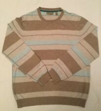 TED BAKER Crew Neck Striped Light JUMPER Ted Size 4