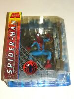 MARVEL SELECT ULTIMATE SPIDER-MAN SEALED NIB! UNOPENED MINT FIGURE! LEGENDS!