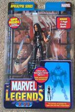 Marvel Legends Apocalypse series X-23 Black figure