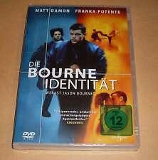 DVD - Die Bourne Identität - Matt Damon - Franka Potente - Film Neu OVP