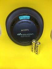 Vintage Sony Walkman Discman CD Player D-EJ625 READ DESCRIPTION