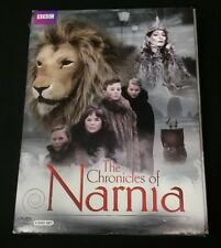 The Chronicles Of Narnia (4 Disc Set, DVD) BBC