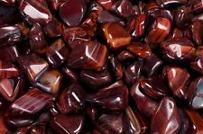 5 Pounds Tumbled Red Tigers Eye - 'A' Grade - Reiki, Crystal Healing
