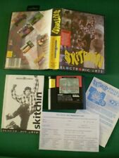 SEGA MEGADRIVE SKITCHIN Complet Boxed Manual PAL