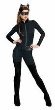 Catwoman Adult Womens Costume Batman Dark Knight Sexy Black Halloween