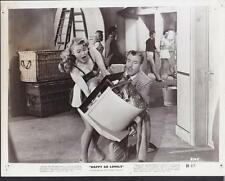 Vera-Ellen Cesar Romero Happy Go Lovely 1951 original movie photo 26020