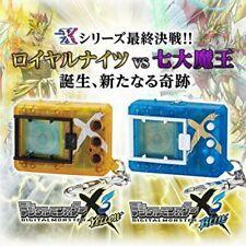 BANDAI Digital Monster X Ver.3 Blue & Yellow Set Digimon Digivice game