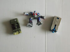 Transformers Lot Of 3  Action Figures Various generations. See photos.