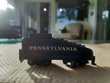 HO scale Pennsylvania tender Nice