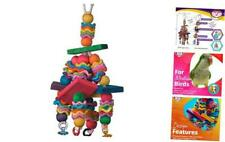 New listing Super Bird Creations Sb736 Wiggles and Wafers Colorful Chewable Wooden Varies