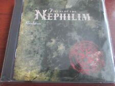 Fields of the Nephilim - Revelations (CD) NEW AND SEALED