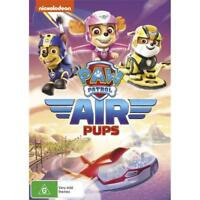 Paw Patrol Air Pups DVD - Region 4 -AUS PAL - Nickelodeon- NEW