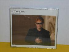 MAXI CD - ELTON JOHN - ORIGINAL SIN - PROMO