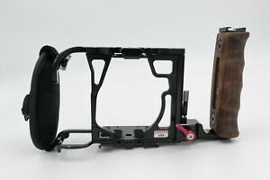 Zacuto Cage for Sony A7III and A7RIII Camera Support Accessory A7 III A7R III