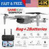 2020 NEW RC Drone 4k HD Wide Angle Camera 1080P WiFi FPV Foldable Selfie Drone