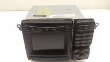 2000-2004 MB S430 S500 CL500 Radio CD Navi Command Center A2208270542