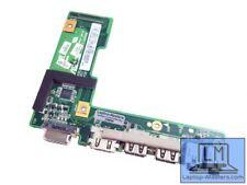 Asus K52N K52F k52 USB Audio VGA Port Board 60-NZII01000-B02 K52JR_IO_Board