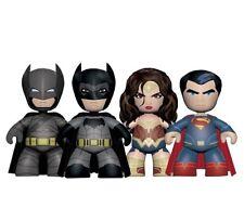 Batman Superman Wonder Woman Mini Figurines Box Set