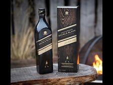 Johnnie Walker Double Black               (Empty Bottle with Box)