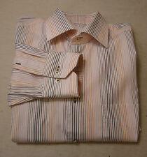 Normale klassische Jacques Britt Herrenhemden mit Sportmanschette