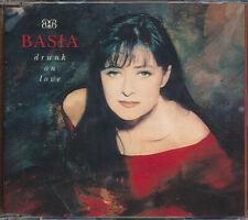 Basia Drunk on Love + Cruising for Bruising RARE promo CD singles