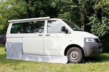 Brandrup R//H Storage Pockets for Cab Seats VW T5 T6 California Caravelle GREY